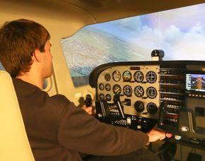 Erlebnisse: 3D-Flugsimulator Ganderkesee