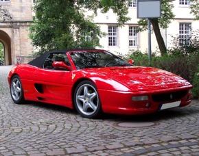 Ferrari fahren Niederaula