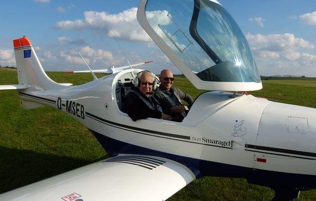 ganderkesee-flugzeug-rundflug