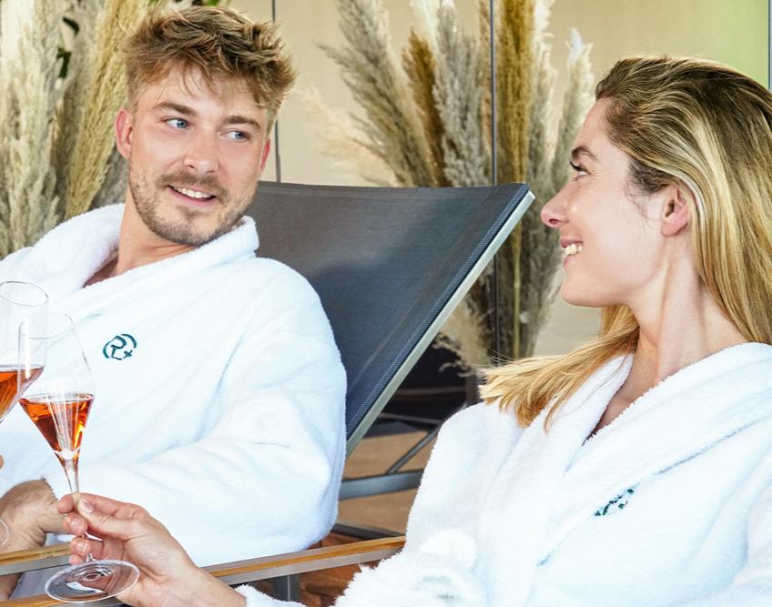 Day Spa in Leipzig Spa Eintritt, Sauna, Massage