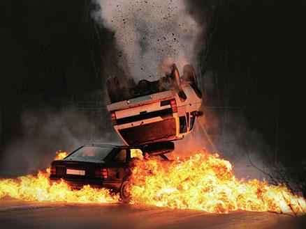 Auto-explosion-ha