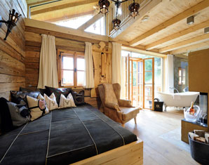 Luxushotels - SPA-Chalet Das Goldberg - Gourmetmenü