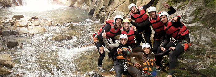 Canyoning-Package