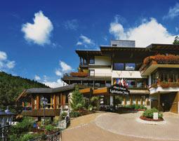 Schlemmen und Träumen für Zwei Ringhotel Mönchs Waldhotel - 3-Gänge-Menü