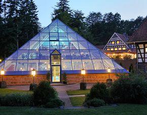 Kuschelwochenende VILA VITA Burghotel - 3-Gänge-Candle-Light-Dinner