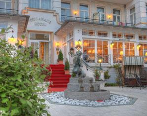 Kuschelwochenende - 1 ÜN Romantik Hotel Esplanade - 3-Gänge-Menü
