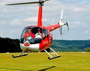 Hubschrauber-Rundflug Bamberg-Breitenau 20 Minuten