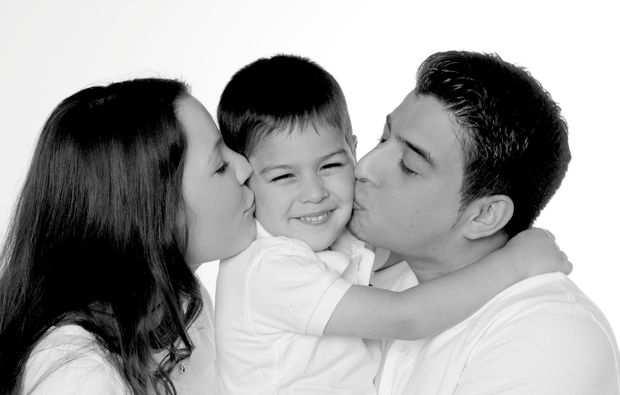 familien-fotoshooting-hannover-kuss