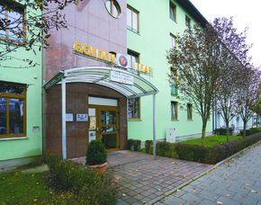Städtetrips Golden Leaf Hotel Perlach Allee Hof München