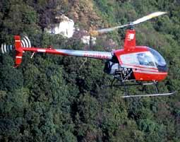 Bild Hubschrauber selber fliegen - Beweise Dein Geschick als Pilot