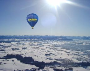 Ballonfahren 60 - 90 Minuten
