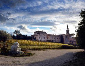 Soggiorno in castello Castello di Semivicoli - geführte Schlosstour