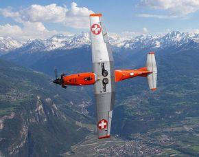 Volo acrobatico Pilatus PC7 - 30 Minuten
