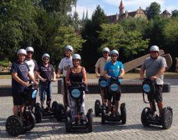 Segway-Tour - Gemütliche Lagerfeuer- & Grilltour Gemütliche Lagerfeuer- & Grilltour - 5 Stunden