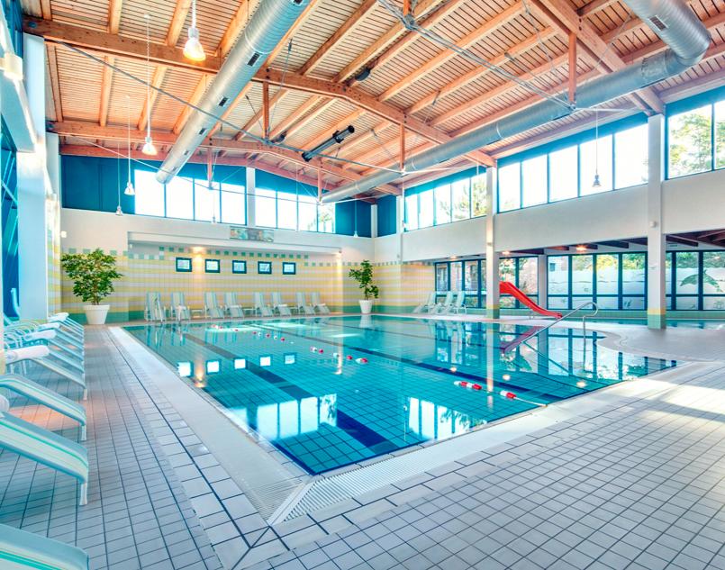 Wellnesshotels - Seebad Juliusruh Aquamaris Strandresidenz