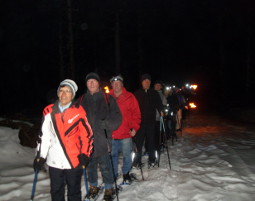 Schneeschuh-Fackelwanderung-erleben