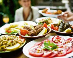 Orientalische Küche - Senden 6-12 Gerichte, inkl. Getränke