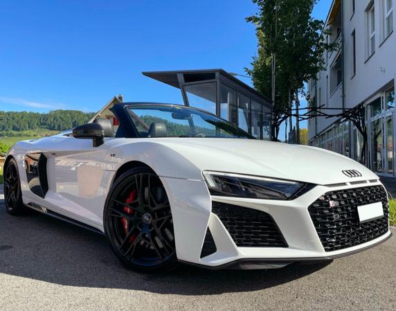 Audi R8 V10 Plus - 3 Stunden Audi R8 Spyder V10 Performance Cabrio - 3 Stunden