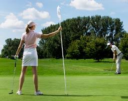 Golfkurs zur Platzreife Rohr/Nemsdorf Rohr/Nemsdorf - 16 Stunden