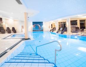 Wellness-Urlaub in Kärnten für 2 - 2 ÜN - Hermagor Alpen Adria Hotel & Spa - 4-Gänge-Menü, Whirlbad