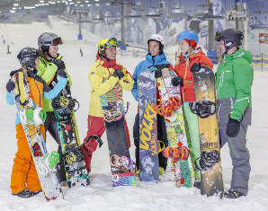 Snowboard-Kurs - Anfängerkurs Anfängerkurs - ca. 5 Stunden