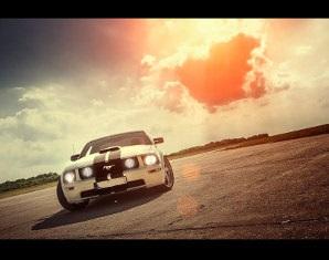 eisenach-mustang-fahren