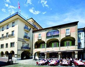Vier Nächte Gemeinsamzeit Locarno