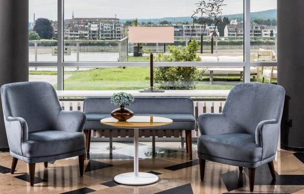Designhotel in bonn als geschenkidee mydays for Boutique hotel nrw