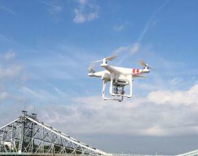Drohnen-Schnupperfliegen Strausberg