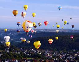 Ballonfahren - Karlsruhe 60 Minuten