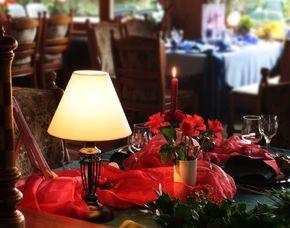 Kuschelwochenende (Voyage d´Amour für Zwei)   Hollfeld Hotel Bettina - 6-Gänge-Candle-Light-Dinner