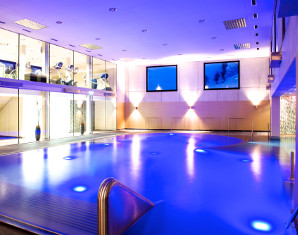 Wellness-Wochenende Deluxe Alpenhotel...fall in Love - 4-Gänge-Menü - Private-Spa Nutzung