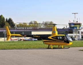 Hubschrauber selber fliegen - 20 Minuten Vilshofen 20 Minuten