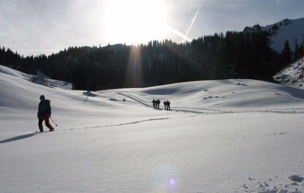 schneeschuh-wanderung-frasdorf-schnee