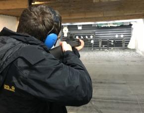 Schießtraining - Präzisionsgewehr - Luhe-Wildenau Schießtraining Präzisionsgewehr – 2 Stunden