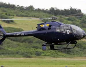Hubschrauber-Rundflug -20 Minuten 20 Minuten