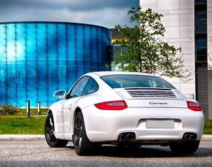 Porsche 911 fahren - 1 Stunde - Berlin 911 Carrera - 70 Minuten mit Instruktor