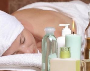 Aromaöl-Massage - Augsburg