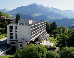 Kurzurlaub Hôtel Central Résidence