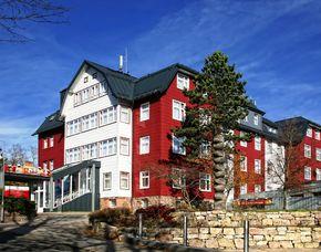 Kuschelwochenende 1 ÜN - 4 Gänge Menü Berghotel Oberhof - 4-Gänge-Menü