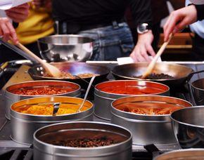 Asiatischer Kochkurs - Köln Asiatische Küche - 3 bis 5-Gänge-Menü, inkl. Getränke