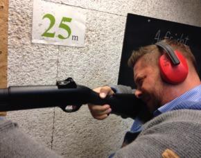 Großkaliber Schieß-Training - Hammerstetten Großkaliber Schieß-Training – 2 Stunden