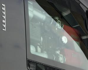 Ferrari fahren Overath