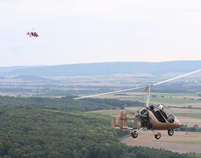 Tragschrauber-Rundflug Hildesh...