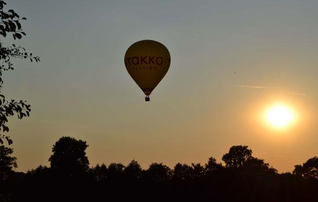 ballonfahrt-muenster-sonnenuntergang