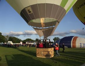Ballonfahrt - Münster 60 - 90 Minuten