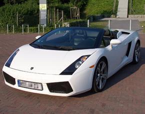 Lamborghini selber fahren - Lamborghini Gallardo - Knüllwald - 50 Minuten Lamborghini Gallardo - 60 Minuten mit Instruktor