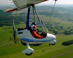 Trike-Rundflug Hinterweiler 30 Minuten