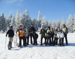 Schneeschuhwanderung Schneeschuhwanderung - ca. 3 Stunden