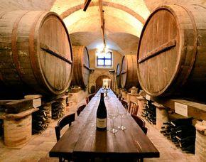 Soggiorno e vino Castello di Semivicoli - Weinprobe